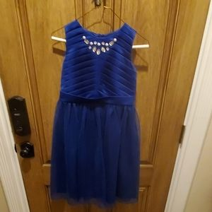 Gymboree Navy dress